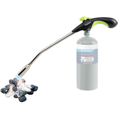 Ivation Propane Charcoal Lighter and Torch