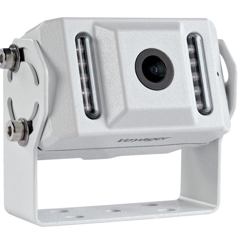 Voyager VCMS155 Backup Camera, White image number 1