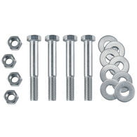 Stainless Steel Thru Bolt Mounting Hardware Kit