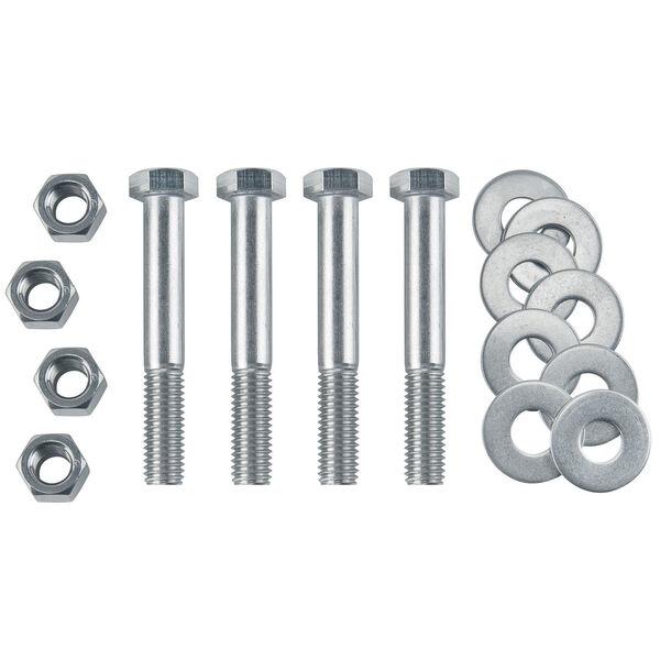 Stainless Steel Thru Bolt Mounting Hardware Kit