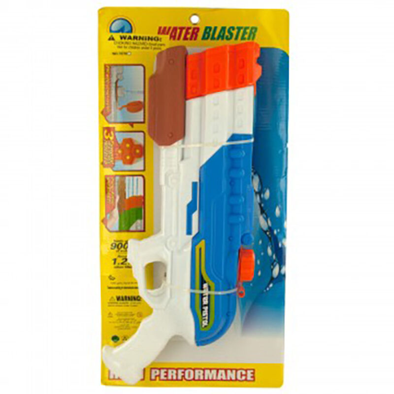 Kole Imports 4 Shooter Space Water Gun image number 1