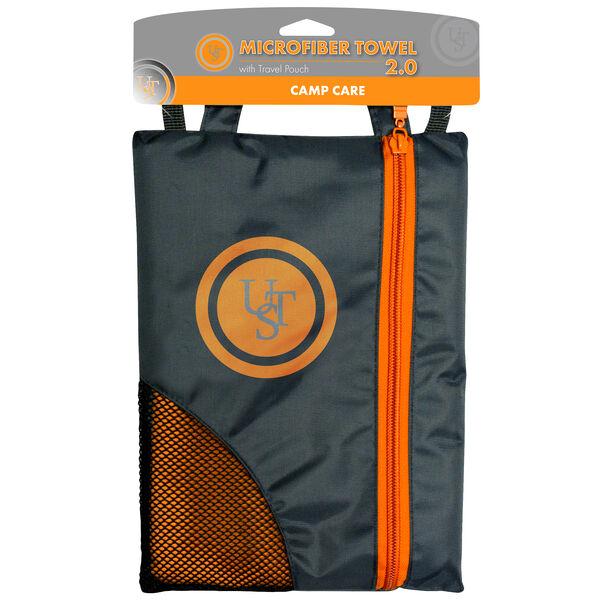 Ultimate Survival Technologies MicroFiber Towel, Orange, Small