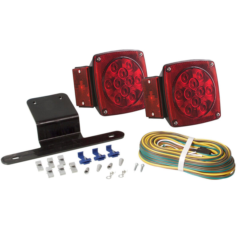 Optronics Waterproof LED Trailer Light Kit image number 1