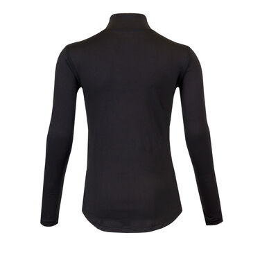 Watson's Girls' Performance Long-Sleeve Mock-Neck Top