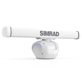 Simrad HALO-4 Pulse Compression 6kW Radar With 4' Antenna