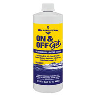 MaryKate On & Off Gel Hull & Bottom Cleaner, 32 fl. oz.