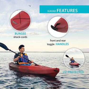 Lifetime Cruze 100 Sit-In Kayak