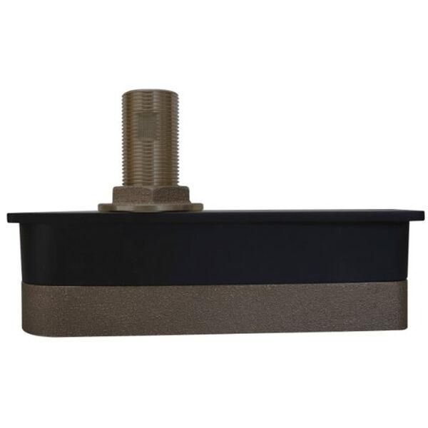 Raymarine CPT-120 Bronze Thru-Hull Transducer With Fairing Block