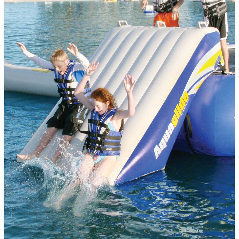"""Aquaglide Plunge Slide, 60""""W image number 3"""