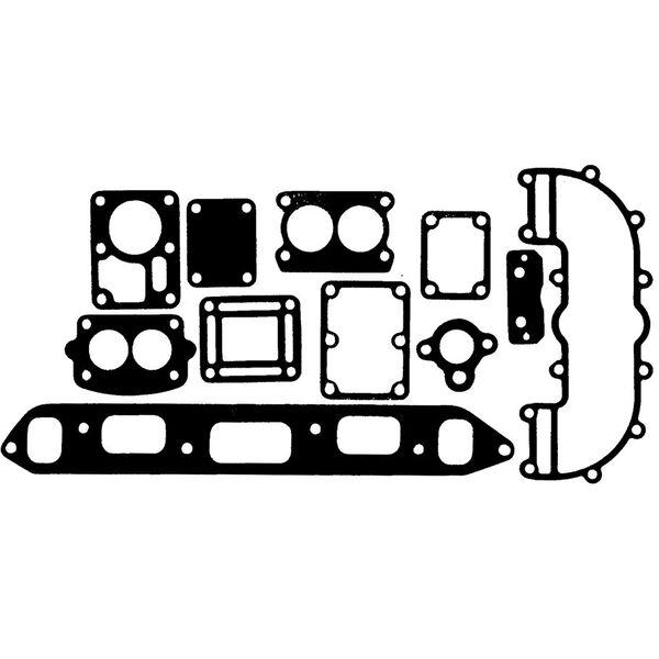 Sierra Exhaust Manifold Gasket Set For Mercury Marine, Sierra Part #18-4395