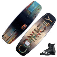Connelly Woodro Wakeboard With Optima Bindings