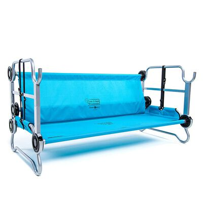 KID-O-BUNK® with Organizers, Teal