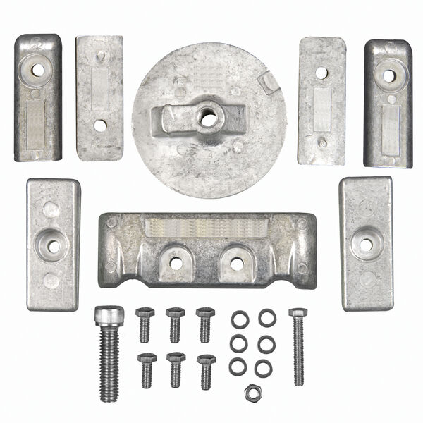 Sierra Magnesium Anode Kit For Verado Engine, Sierra Part #18-6157M