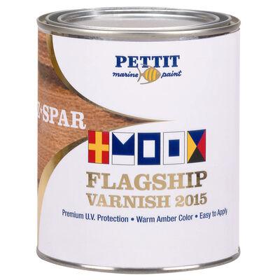 Pettit Flagship Varnish, Quart