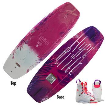 Hyperlite Divine Wakeboard With Allure Bindings