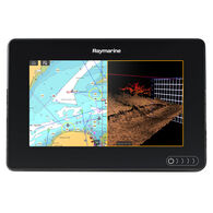 Raymarine Axiom 7 Touchscreen Multifunction Display with DownVision Sonar