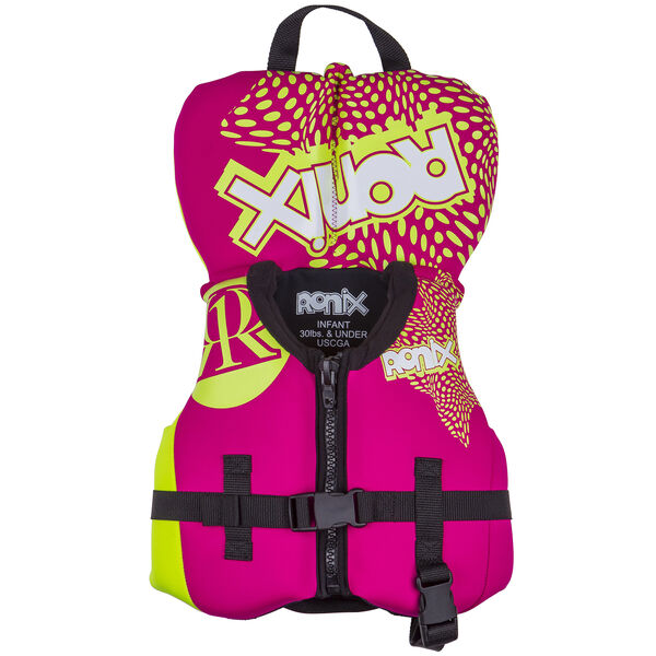 Ronix Girls' Toddler August Wakeboard Life Jacket
