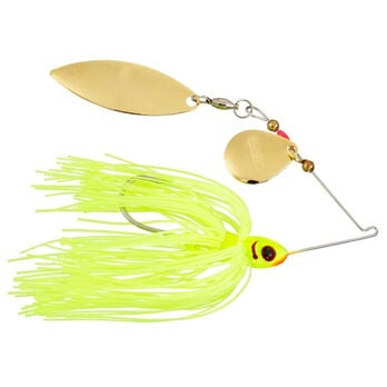 Booyah Double Willow Blade Spinnerbait