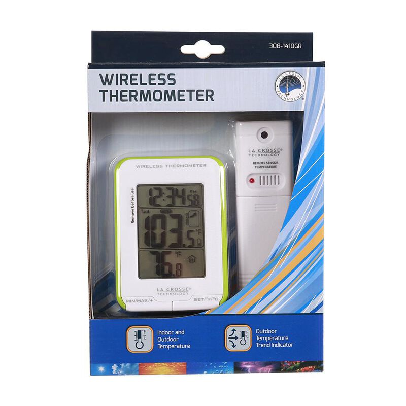 Wireless Thermometer image number 2