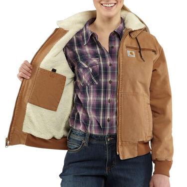 Carhartt Women's Weathered Wildwood Jacket