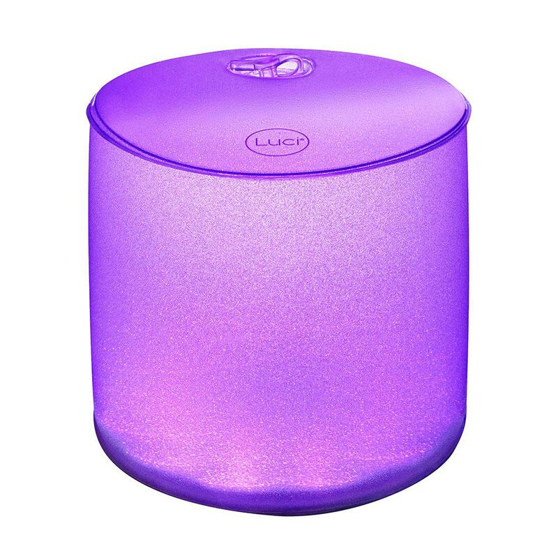 MPOWERD Luci Color Inflatable LED Solar Light image number 1