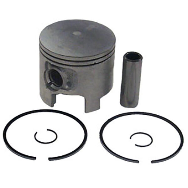 Sierra Piston Kit For Mercury Marine Engine, Sierra Part #18-4640