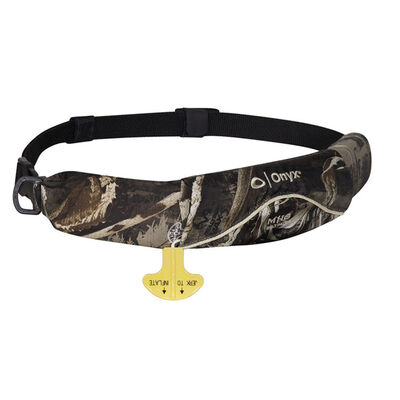 Overton's M-16 Manual Inflatable Belt Pack