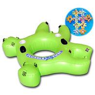 Fluzzle Tube, Green