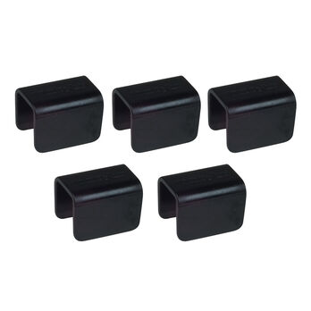 "Square 1-1/4"" Biminiclip, 5-Pack"