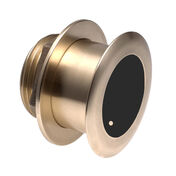 Garmin B175H Bronze 0° Tilted-Element Thru-Hull Transducer