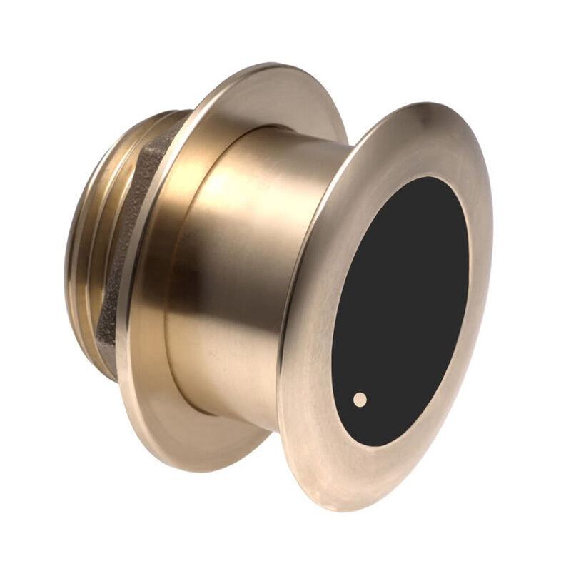 Garmin B175H Bronze 0° Tilted-Element Thru-Hull Transducer image number 1