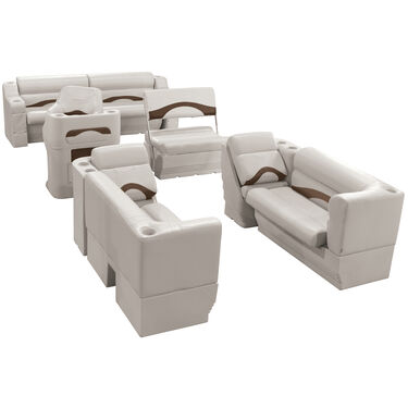 Toonmate Premium Pontoon Furniture Package, Complete Boat Package E