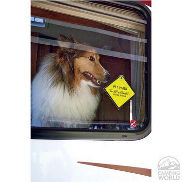 Rescue Pet Sign