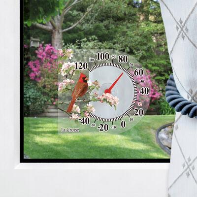 "La Crosse 6"" Outdoor Window Thermometer"