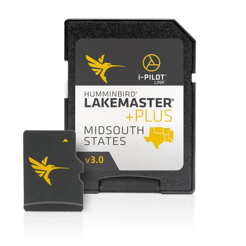 Humminbird LakeMaster Midsouth States Plus V3 image number 1