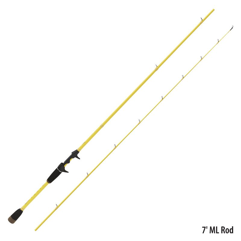 Wright & McGill Skeet Reese Tournament Casting Rod image number 2