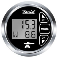 Faria Digital Depth Sounder with Air and Water Temperatures