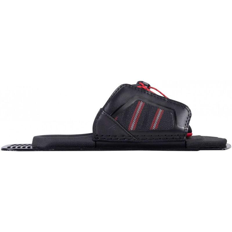 HO Men's xMax Adjustable Rear Toe Plate, 2019, Red/Black image number 3