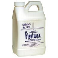 Collinite Fleetwax, Half-Gallon