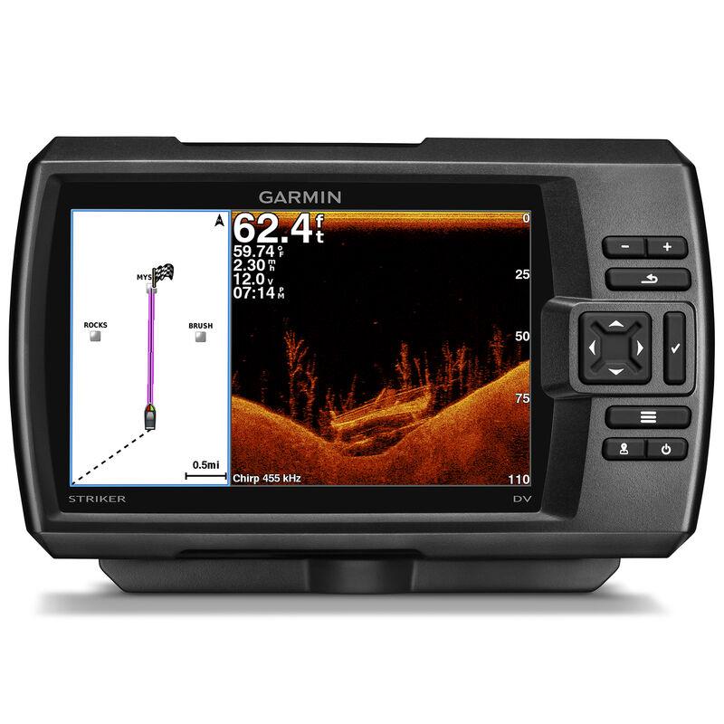 Garmin Striker 7sv CHIRP GPS Fishfinder image number 1