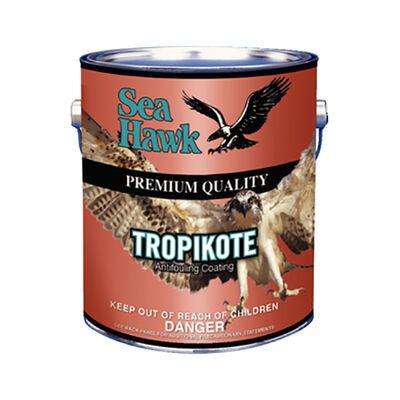 Sea Hawk Tropikote Black Paint, Gallon