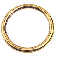 "Sea-Dog Bronze Ring, 1/4"" x 1-1/2"""