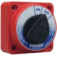 Perko Compact On/Off Main Battery Switch