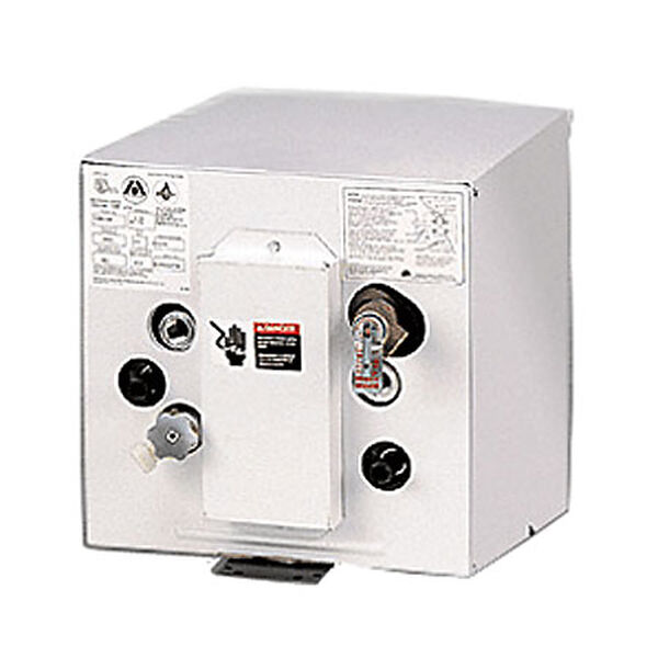 Atwood Electric 6-gal. Water Heater w/Heat Exchanger And Stainless Jacket, 220V