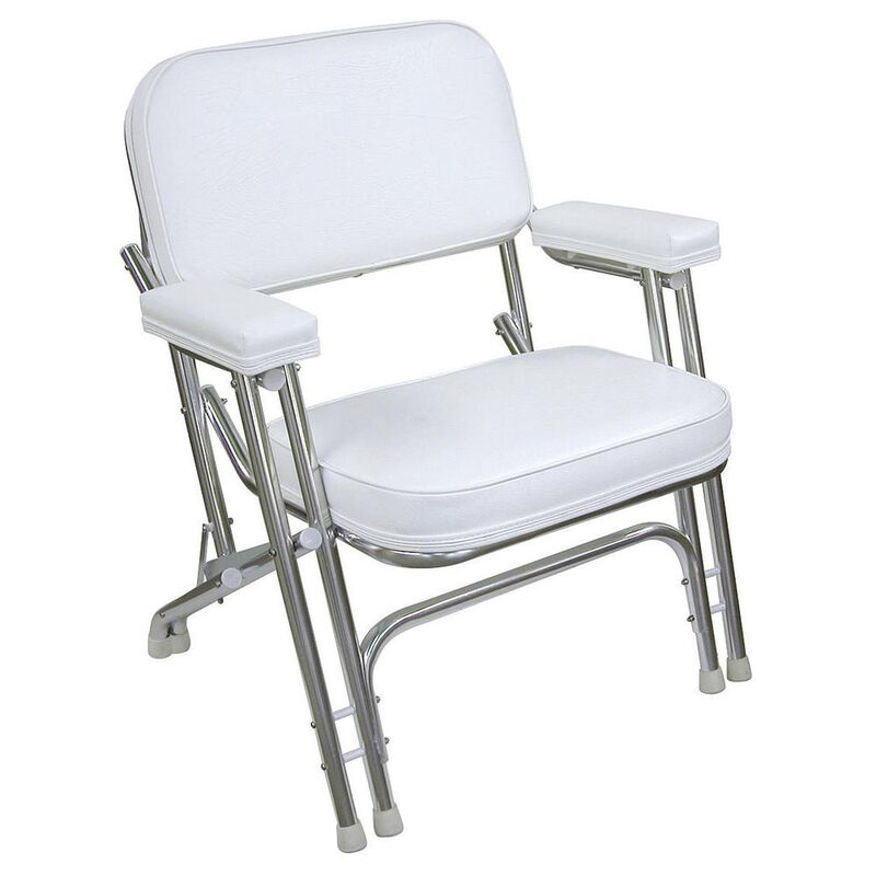 Wise Deluxe Folding Deck Chair image number 1