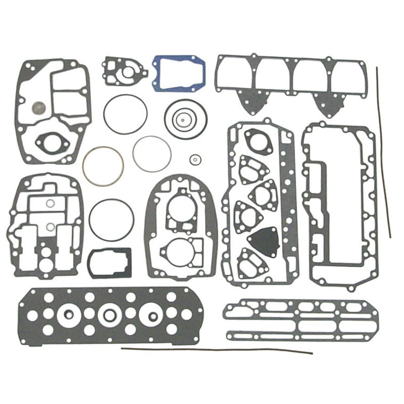 Sierra Powerhead Gasket Set For Mercury Marine Engine, Sierra Part #18-4351 image number 1