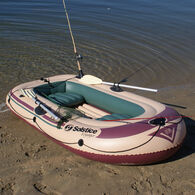 Solstice Voyager 4-Person Inflatable Boat