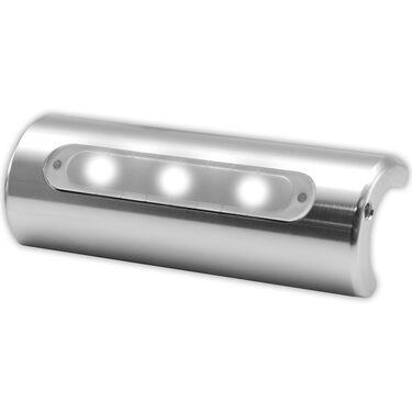 "Taco 5"" LED Pipe-Mount Deck Light"