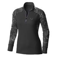 Black Antler Women's Cassidy Quarter-Zip Pullover