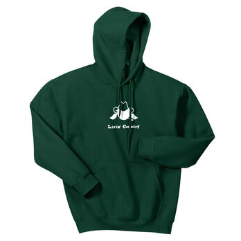 Livin' Country Women's Cowgirl Pullover Hoodie